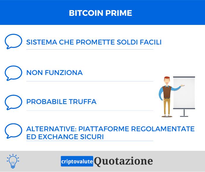 Bitcoin Prime recensione