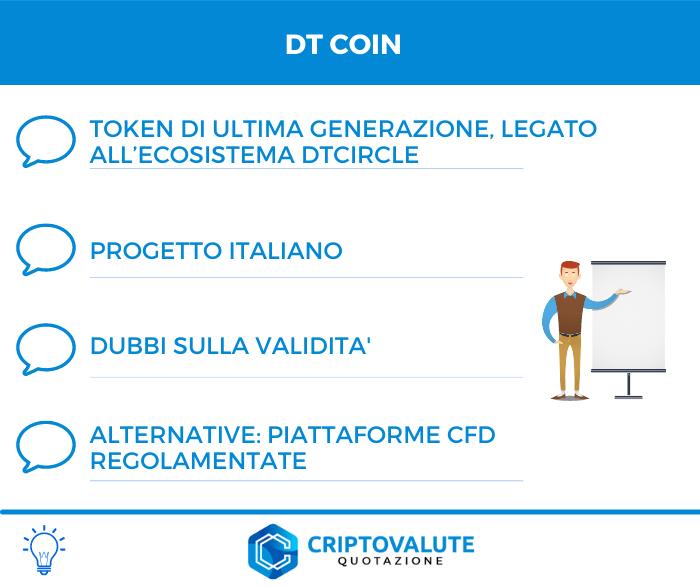 DT Coin: recensione